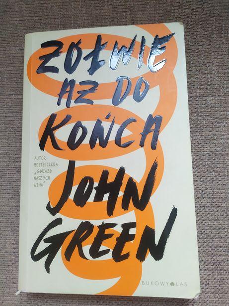 John Green - Żółwie aż do końca - young adult, młodzieżowa