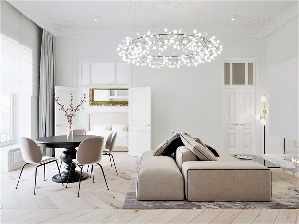 Дизайн проект квартир и частных домов