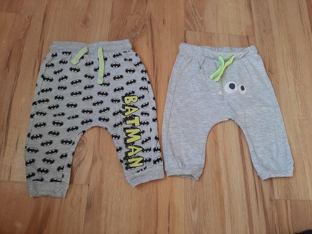 Spodnie dresowe Pepco 68 batman