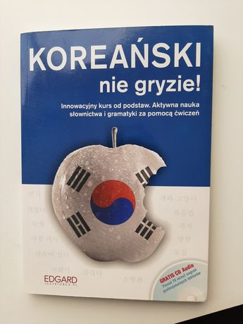 Koreański nie gryzie- podręcznik do nauki języka