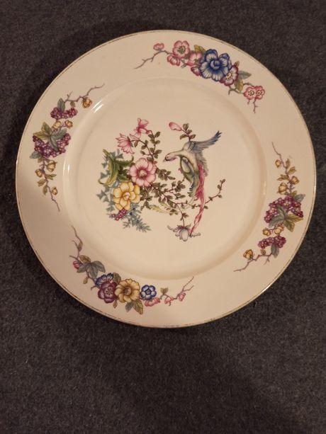 ROSENTHAL IVORY Patera Rajski Ptak Porcelana Bawaria