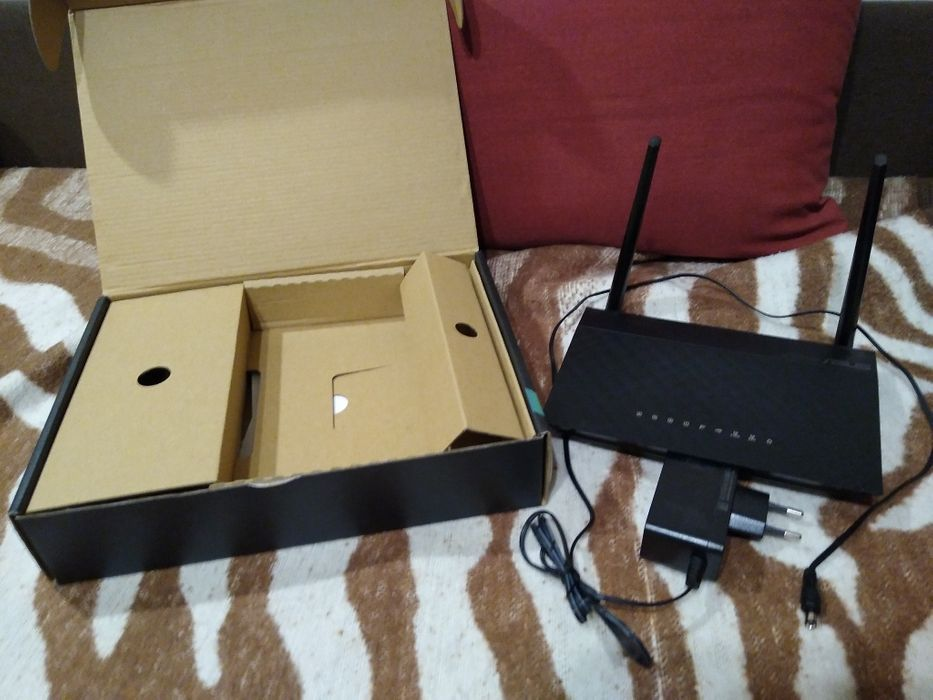 Router WiFi Asus RT-AC750 Przeworsk - image 1