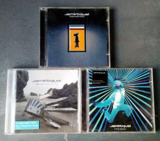 Zestaw 3 CD Jamiroquai