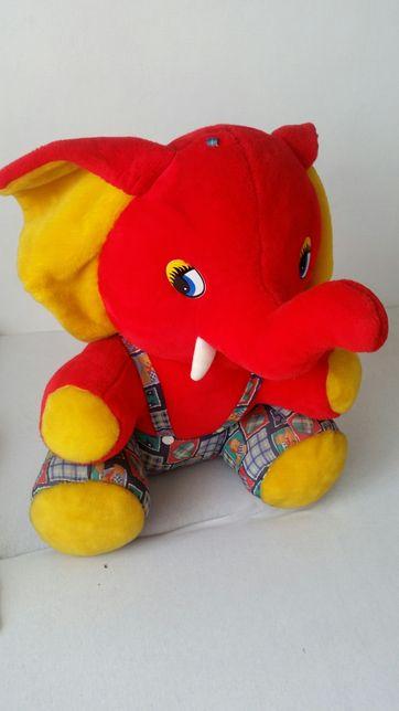 Duża maskotka Słoń