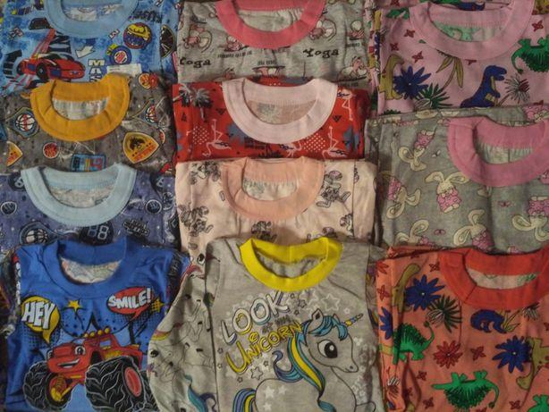 Детская пижама р.86-134