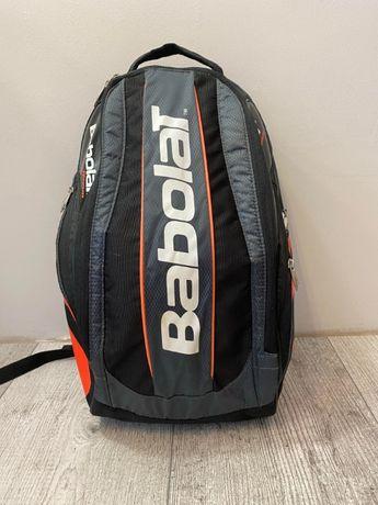 Plecak tenisowy Babolat Team czerwony
