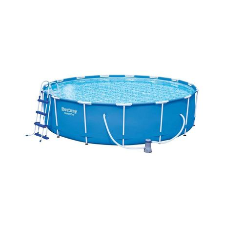 Sprzedam NOWY basen firmy Bestway SteelPro.