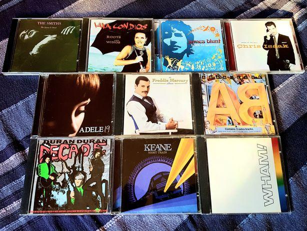 Lote de 10 CDs - Diversos 2 (Portes Grátis)