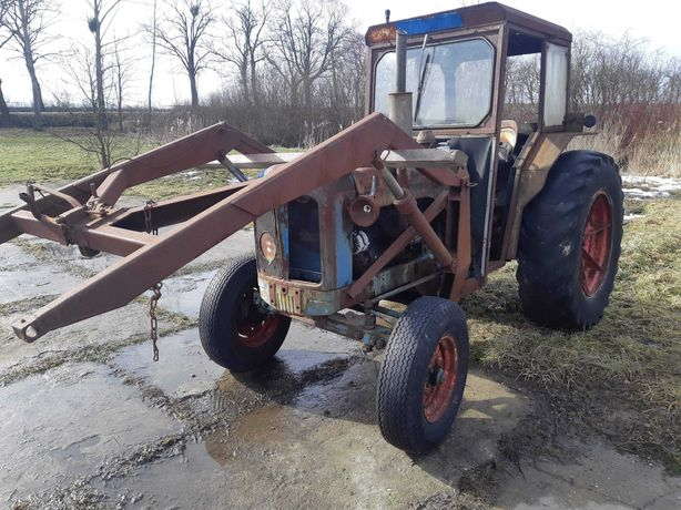 Ford major 4 cylindry