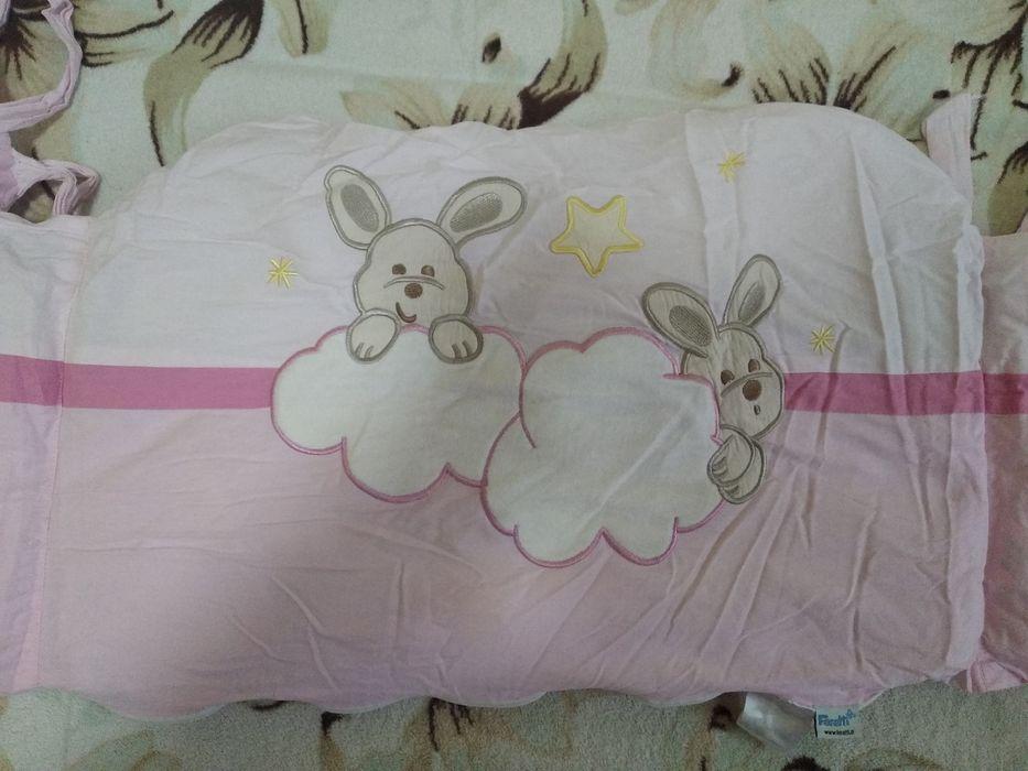 Защита бортики на кроватку Feretti Херсон - изображение 1