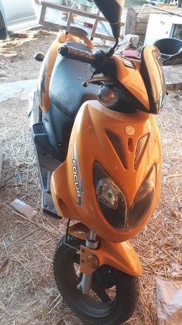 Moto 125  4 tempos