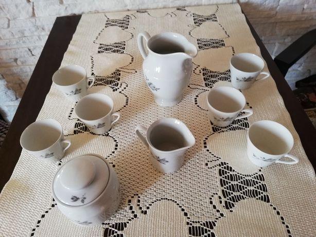 Komplet do kawy i czekolady
