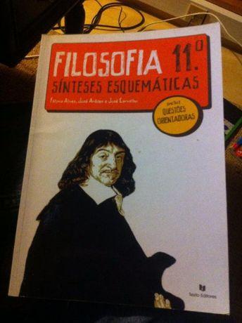 Vendo livro FILOSOFIA 11º