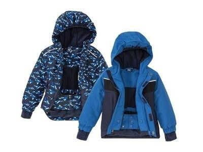 Новая термо куртка Lupilu, Crivit, p.86-92, 98-104, 110-116