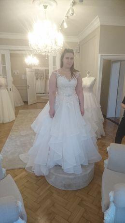 Zjawiskowa Suknia Ślubna + GRATIS