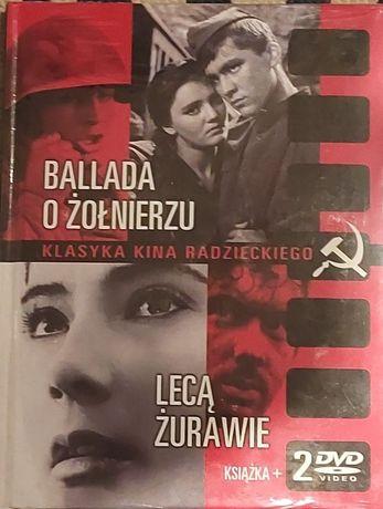 Klasyki kina radzieckiego/ lecą żurawie/ ballada o żołnierzu