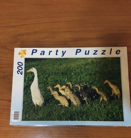 Puzzle 200 peças