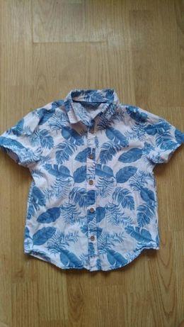 Гавайская рубашка коттон Primark