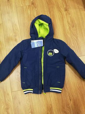 *Nowa wionenna - jesienna kurtka dla chłopca *