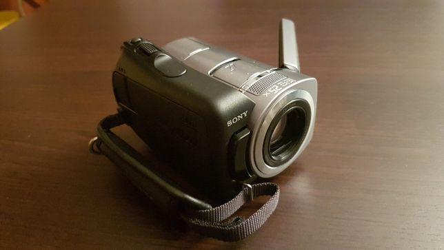 Kamera cyfrowa SONY DCR-SR55 + statyw