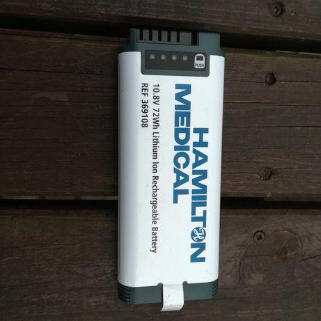 Bateria Hamilton Medical 10,8V. Li-Jon.