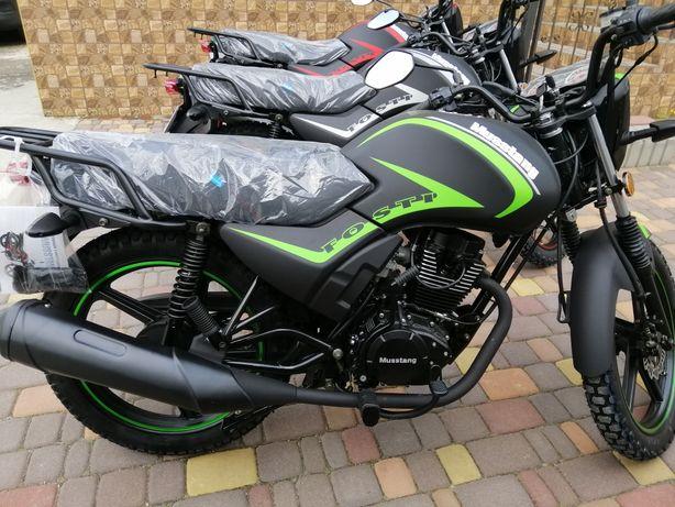 New 2020, Мотоцикл Musstang MT 150 Fosti