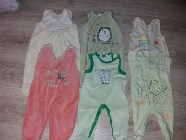 Ubranka dla dziewczynki 56-74
