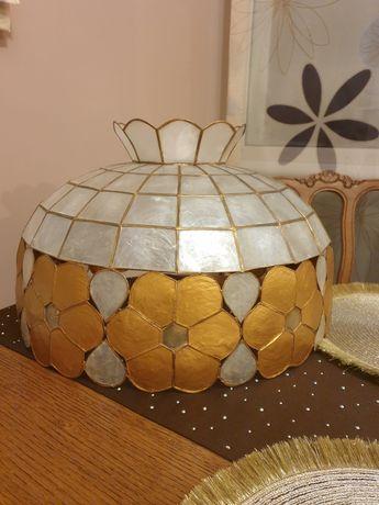 Lampa kuchenna  klosz do lampy tiffany witraż
