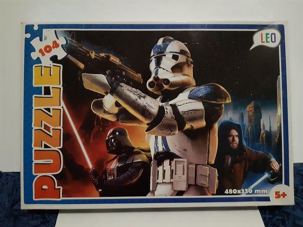 Пазлы Звёздные войны   Star wars 104 штуки