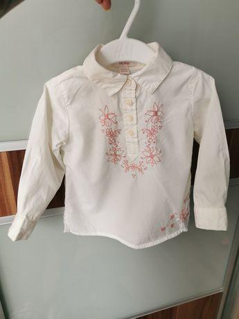 Cudna koszula dla dziewczynki Old Navy roz. 12-18 m