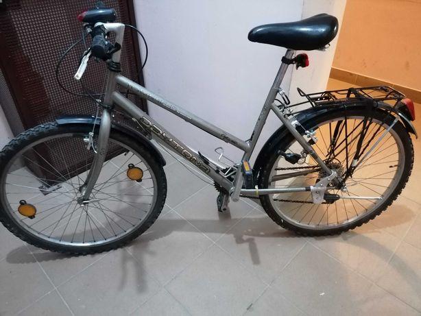 rower damski miejski