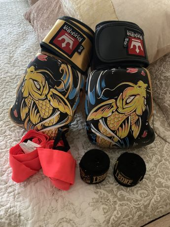 Luvas boxe Buddha