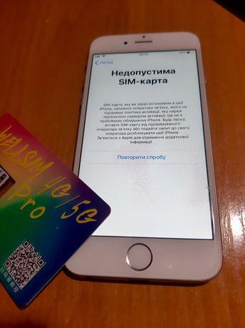 Розблокування Iphone Unlock без R-Sim 6s/7/8/plus/x/11/12/pro/max/xr