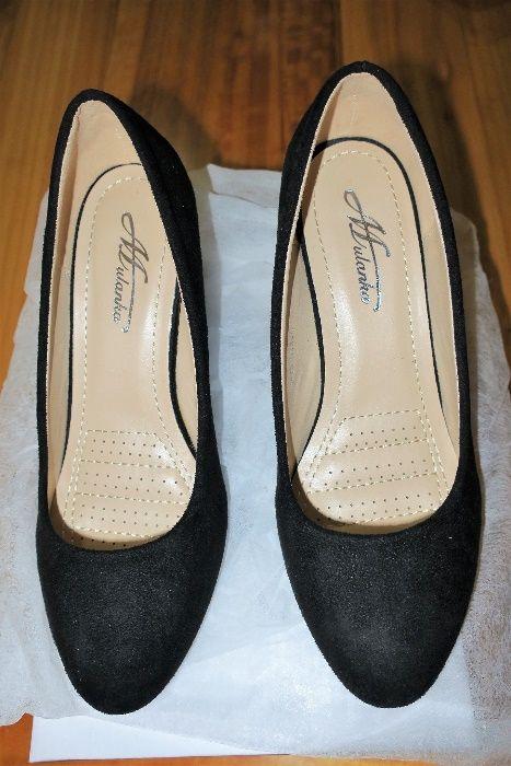 Sapatos senhora em preto Angra do Heroísmo - imagem 1