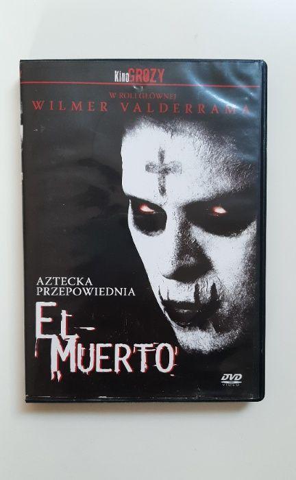 Film Azjatycka Przepowiednia El MUERTO DVD Łukanowice - image 1