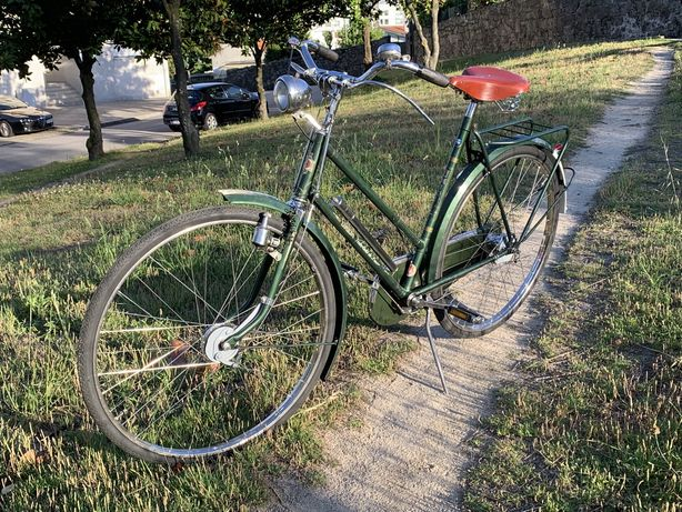 Bicicleta antiga UNION Holland