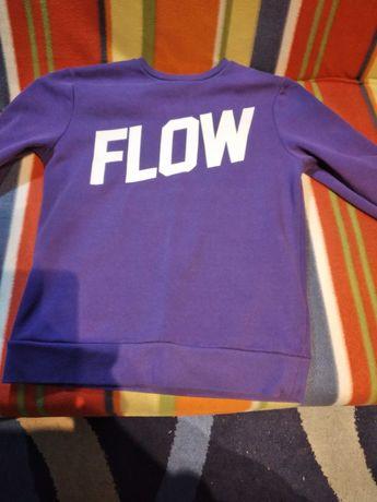 Bluza fioletowa mało używana