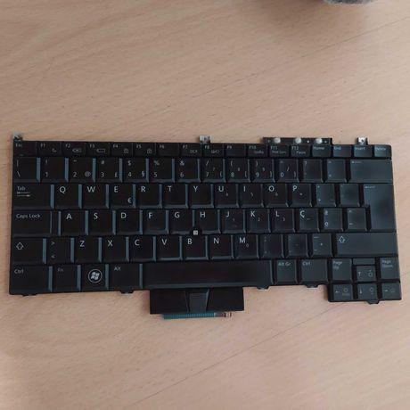 Teclado PT/PT para Dell Latitude E4300 rectroiluminado a 100%