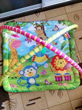 Розвиваючий коврик. Развивающий коврик для детей