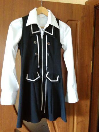 Школьная форма блуза