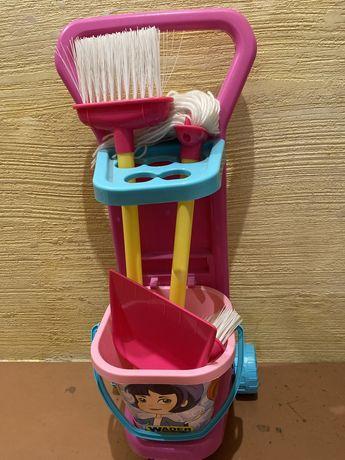 Детский набор для уборки Wader