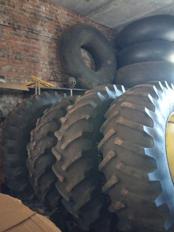 Спарка John Deere STS шини з дисками 520/85R42 (20.8R42) Firestone