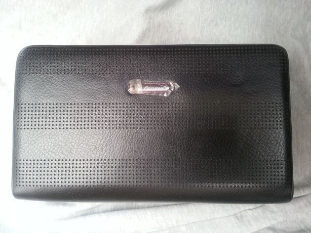 Новый мужской кошелек-клатч портмоне на руку