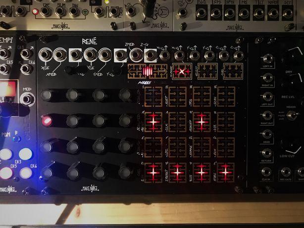 Make Noise Rene Mk2 - Sequenciador Eurorack Modular