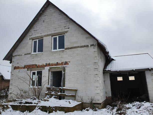 Недобудований будинок 20 землі і ставок