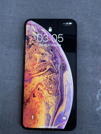 Iphone XS MAX zloty