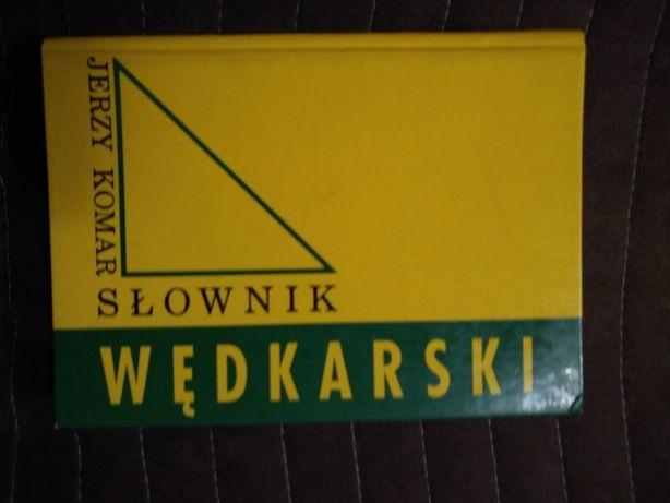 Słownik Wędkarski Komar Jerzy