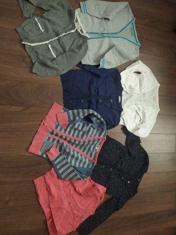 Zestaw sweterków na 5 lat