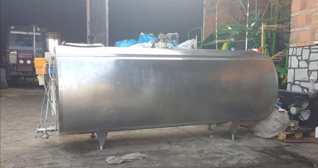 Schładzalnik do mleka Alfa Laval 3500 litrów