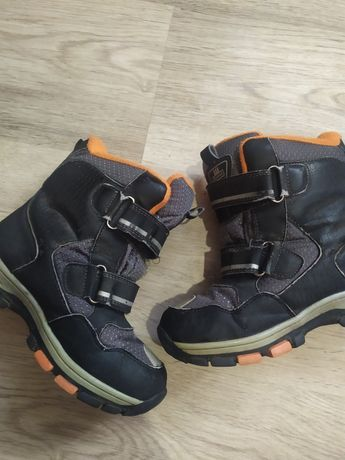 Ботинки зимние фирмы Tom m